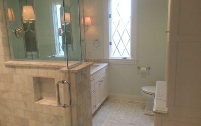 Hanson Residence Upstairs Bath