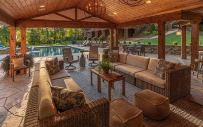 Hanson Residence Outdoor Living