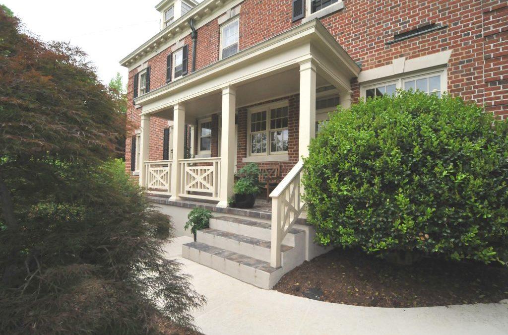Roanoke College Presidents Home