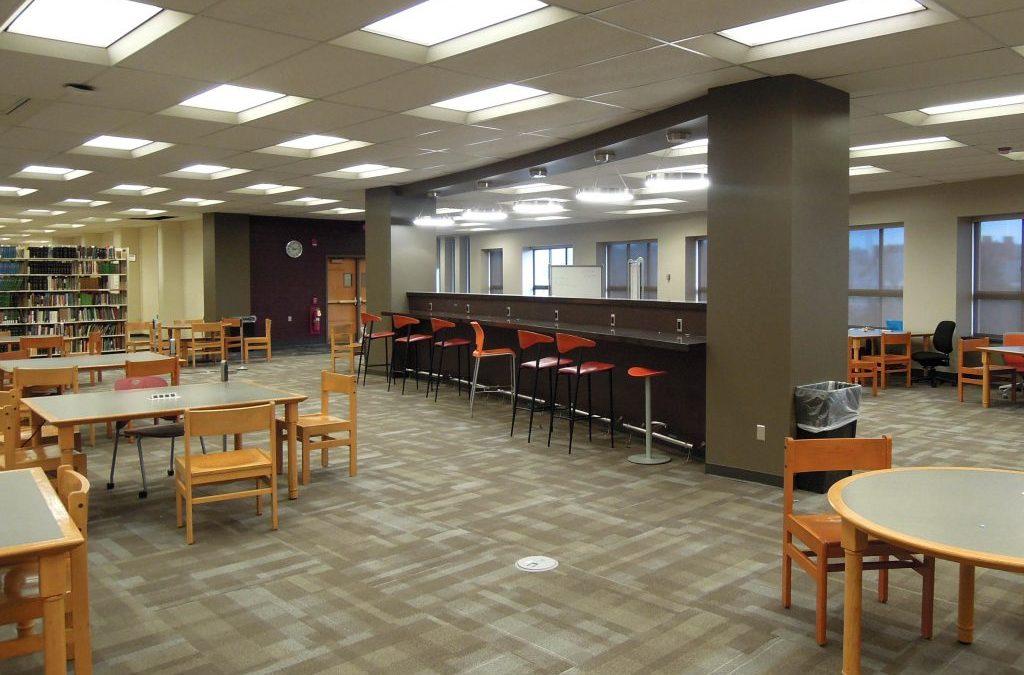 Virginia Tech Newman Library